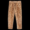 Monitaly - Drop Crotch Pants in Kodiac Fur Jungle Cat