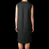 MHL / Margaret Howell - Japanese Bedford Corduroy Dress in Black
