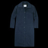 MHL / Margaret Howell - Yarn Dye Coat Dress in Indigo
