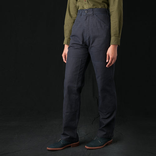 Twill Painters Trouser in Indigo