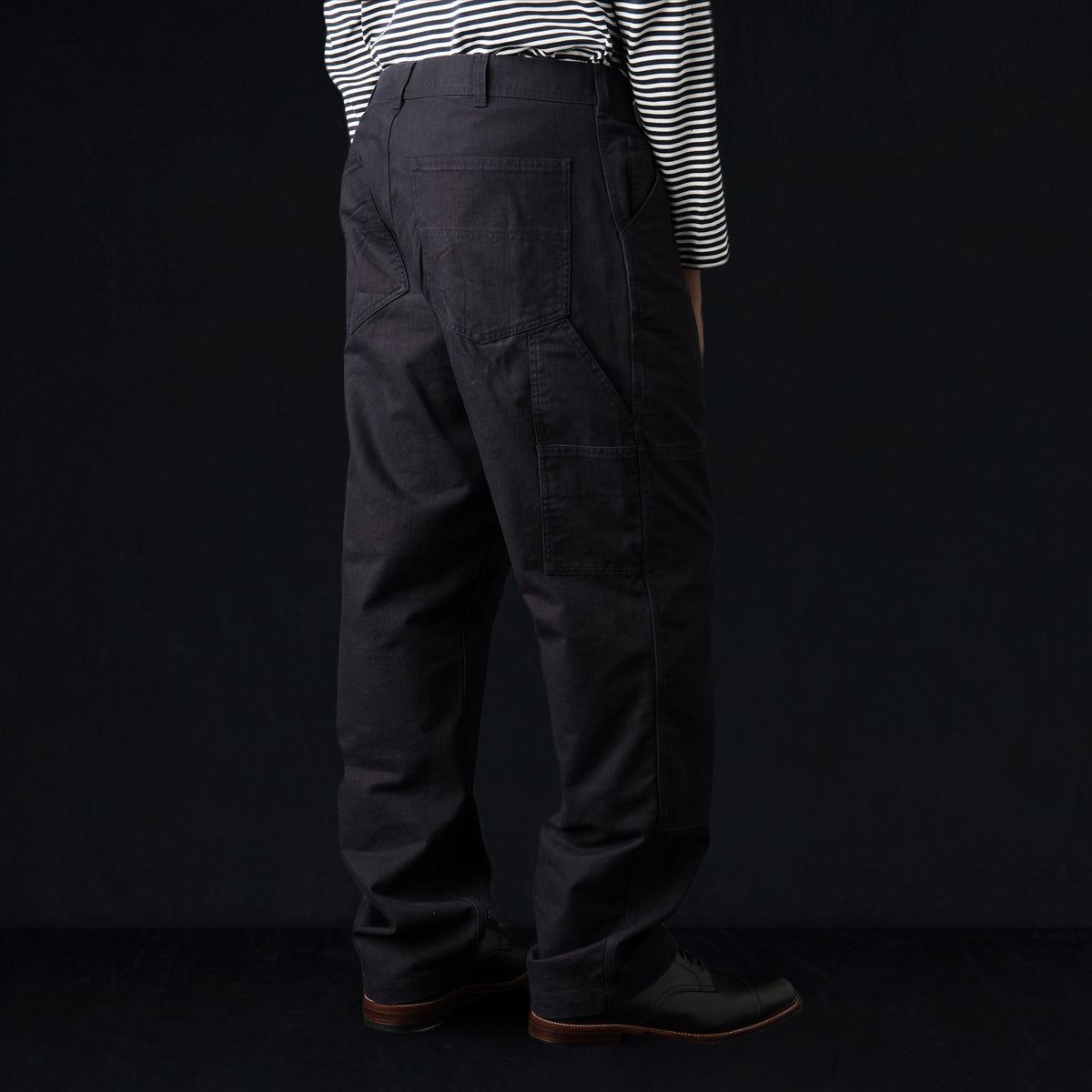 fef55cc10d6 MHL / Margaret Howell - Twill Painters Trouser in Indigo - UNIONMADE