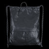 Il Bisonte - Large Freedom Backpack in Nero
