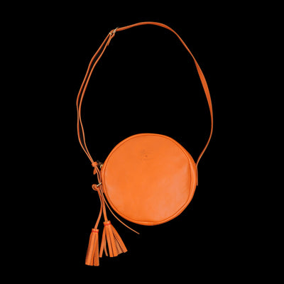 Il Bisonte - Disco Crossbody Bag in Orange