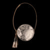 Il Bisonte - Disco Crossbody Bag in Bronze
