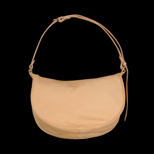 Classic Heritage Crossbody Bag in Naturale