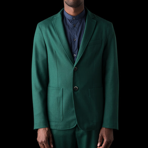 Taca Frare Jacket in Verde