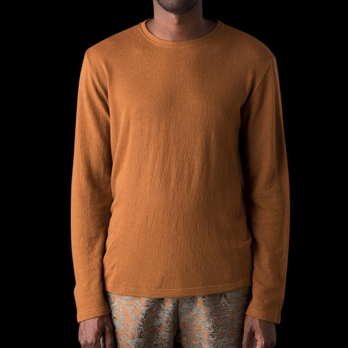 Luigi Toma Sweater in Ginger