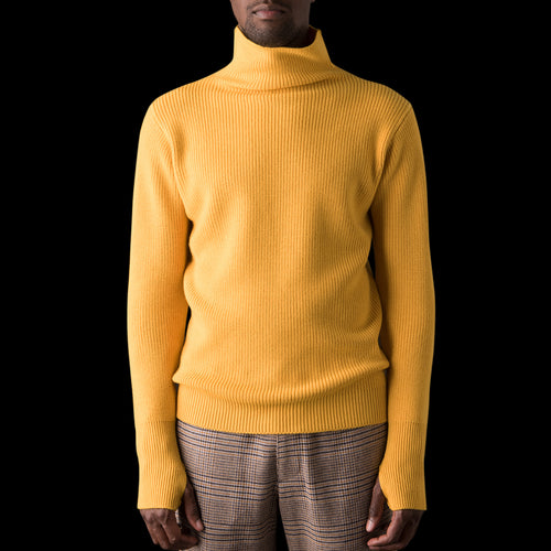 Cimador Cruna Sweater in Giallo