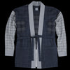 Grei. - Suiting Karate Jacket in Patchwork