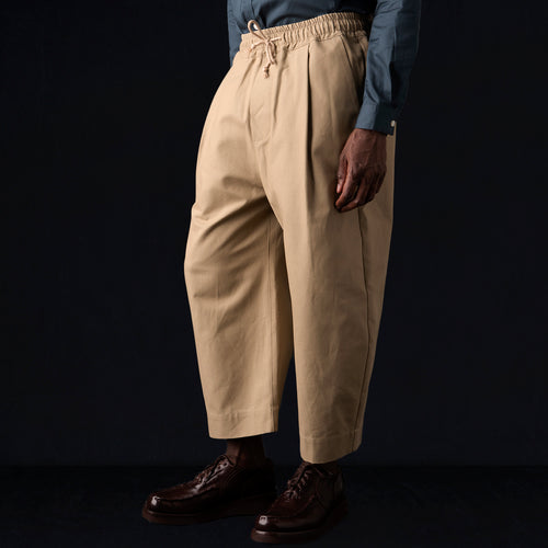 Ovate Baggy Pant in Khaki