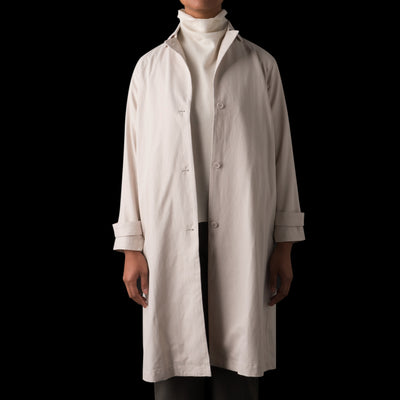 Evam Eva - Trench Coat in Ecru