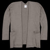 Evam Eva - Yak Cotton Cardigan in Grey