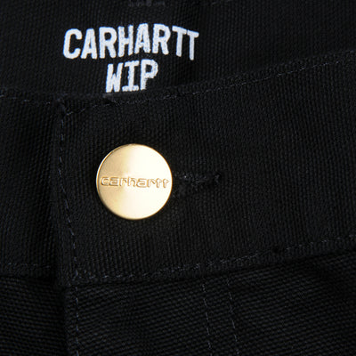 Carhartt Wip - Double Knee Pant in Black