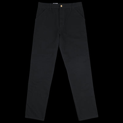 Carhartt Wip - Single Knee Pant in Black