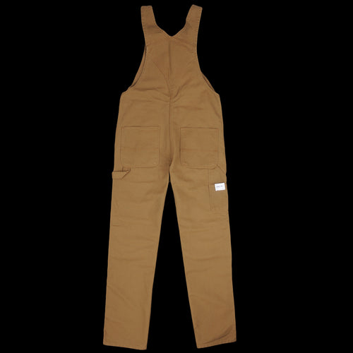 Bib Overall in Hamilton Brown