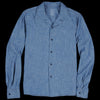 Save Khaki - Indigo Chambray Haven Shirt in Chambray
