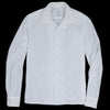 Save Khaki - Poplin Haven Shirt in White