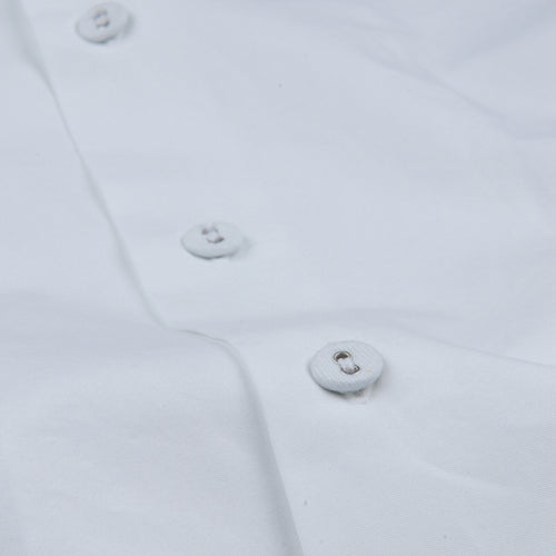 Poplin Haven Shirt in White