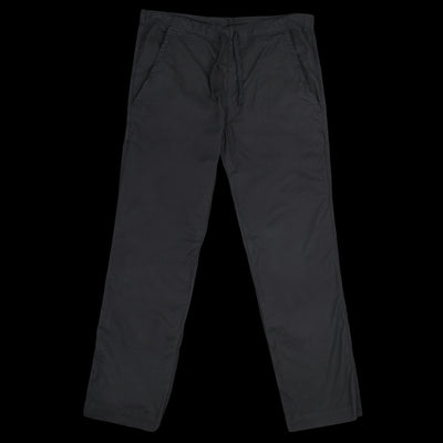 Save Khaki - Light Twill Comfort Chino in Black