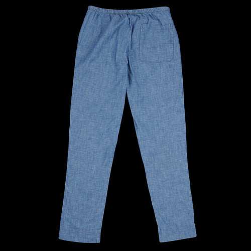Indigo Chambray Haven Pant in Chambray