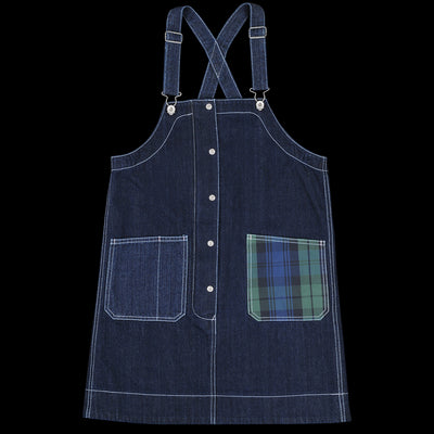 W'menswear - Garden Smock in Denim