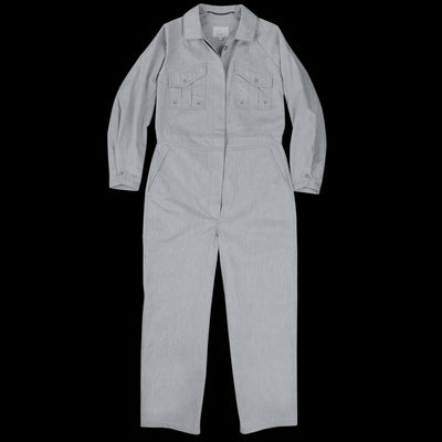 W'menswear - Fieldwork Suit in Grey