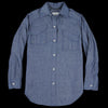 W'menswear - Field Shirt in Indigo