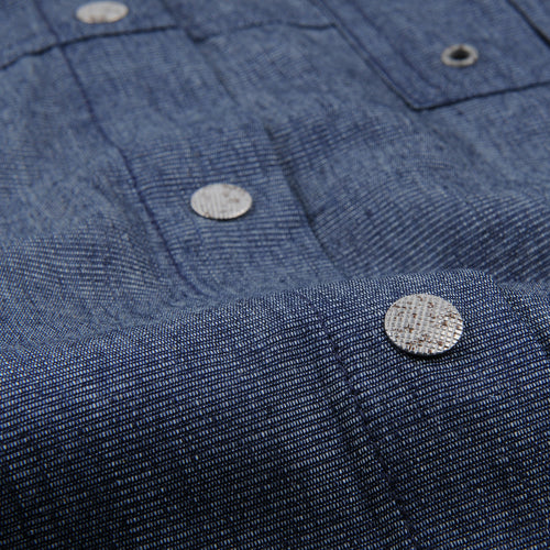 Field Shirt in Indigo