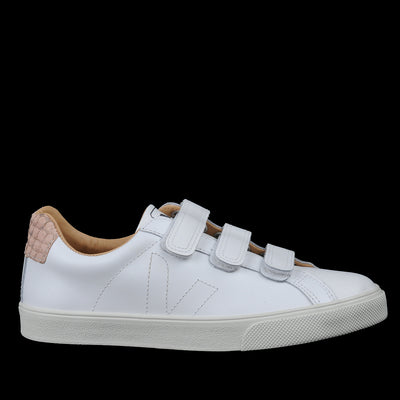 Veja - 3-Lock Bastille in Extra White Natural Tilapia