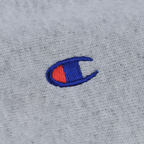 Crewneck Sweatshirt in Oxford Grey