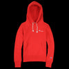 Champion Reverse Weave - Hooded Sweatshirt in Red Spark