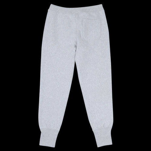 Rib Cuff Pant in Oxford Grey