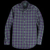 Gitman Vintage - Plaid Button Down Shirt in Echo Valley