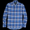 Gitman Vintage - Triple Yarn Flannel Button Down Shirt Idaho