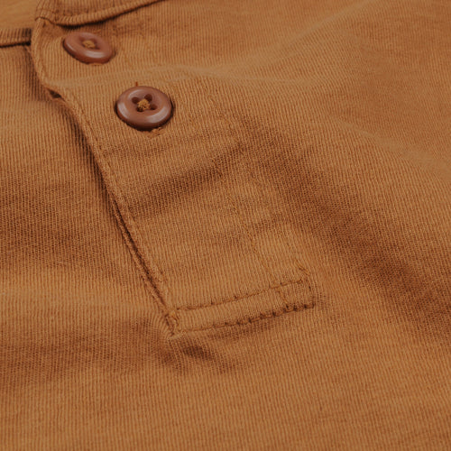 Tennessee Jersey Great Plains Tee in Tobacco