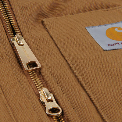 Carhartt WIP - Vest in Hamilton Brown