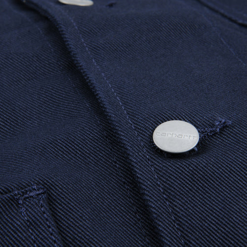 Chalk Jacket in Dark Navy