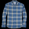 Corridor - Plaid LS Shirt in Acid