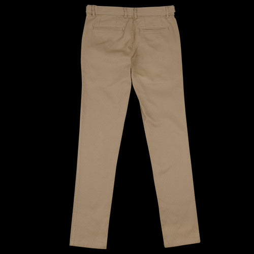 Rugged Twill Chino in Khaki
