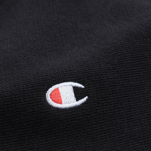 Crewneck Sweatshirt in Black