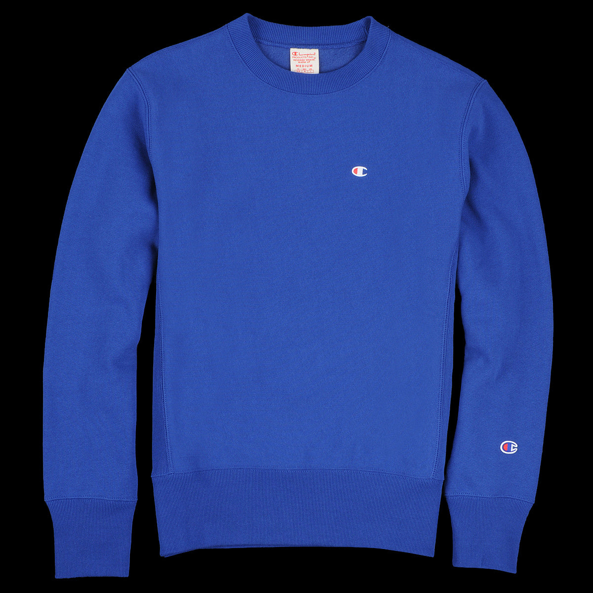 72d5a116de46 Champion Reverse Weave - Crewneck Sweatshirt in Deep Hotline Blue ...