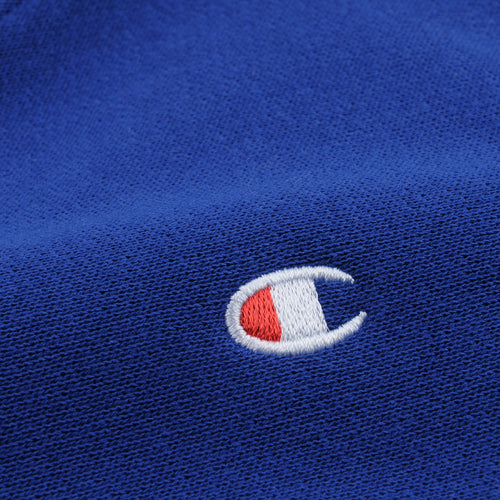 Crewneck Sweatshirt in Deep Hotline Blue
