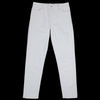 De Bonne Facture - English Cotton Twill Jean in Undyed White