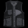 Eastlogue - Traveler Vest in Black