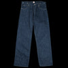 Chimala - 13.5oz Old Selvedge Denim Cinch Back Pant in Rinse