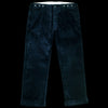 Chimala - Heavy Corduroy Cinch-In Trouser in Navy
