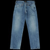Chimala - 13.5oz Selvedge Denim Used Ankle Cut in Medium Repair