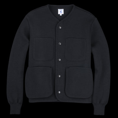 Arpenteur - Milano Wool George Jacket in Black