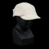 Arpenteur - Boiled Wool Cahors Cap in Cream