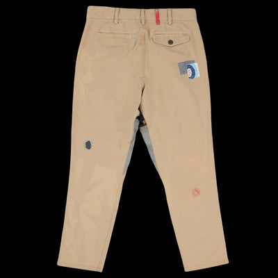 Atelier & Repairs - Mixed Desert Chino in Khaki